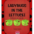 Ladybugs in the Lettuce: Prefixes re-, un- and dis-