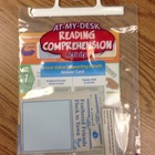 Lakeshore Learning At-My-Desk Reading Comprehension Activi