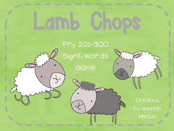 Lamb Chops Spring Center