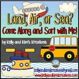 Land, Air, or Sea? Come Along and Sort With Me! (classifyi