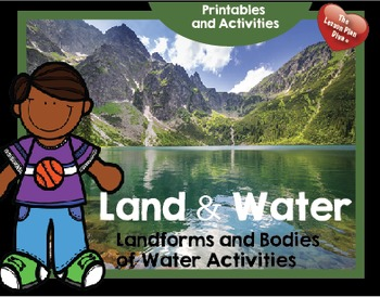 Land and Water Activity Pack