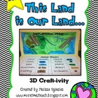 Landforms: 3D Craft-ivity