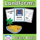 Landforms Poster Pack