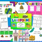 Landforms Promethean ActivInspire Flipchart Lesson