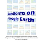 Landforms on Google Earth