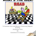 Language Arts Activity: What's the Idea?