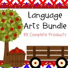 Language Arts Bundle - 33 Products (Grades 3 - 5)