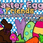 Language Arts - Easter Unit