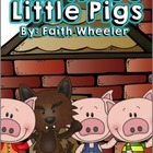 Language Arts - Fairy Tales (Three Little Pigs)