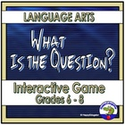 Language Arts Game Show PowerPoint