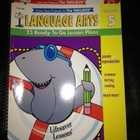 Language Arts Grade 5 Ready-To-Go Lesson Plans