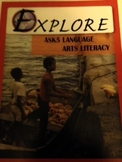 Language Arts Literacy Workbook Explore Grade 5