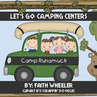 Language Arts & Math - Camping Centers