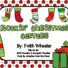 Language Arts - Rockin' Christmas Centers