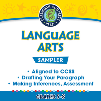 Language Arts Sampler Gr. 5-8