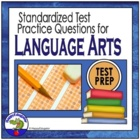 Language Arts Standardized Test Practice PowerPoint
