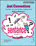 Daily Grammar Instruction and Worksheets for 3rd, 4th, or