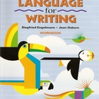Language for Writing Workbook