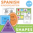 Spanish Dual Language Immersion Shapes - Las Formas