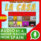 Las Partes de la Casa Interactive from Spain