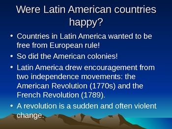 Latin America Revolutionary Leaders
