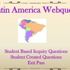 Latin America Webquest