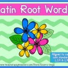 Latin Root Words! Aligned to L.3.4 & L.4.4