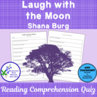 Laugh with the Moon A Bluebonnet Award Nominee Comprehension Quiz