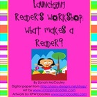 Launching Reader's Workshop: What Makes a Reader (CC Aligned)