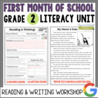 Launching the Reader's & Writer's Workshops: Grade 2...40