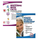 Laura Candler Combo: Mastering Math Facts + Power Reading