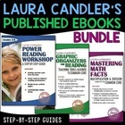 Laura Candler's Premium Math and Reading eBook Trio