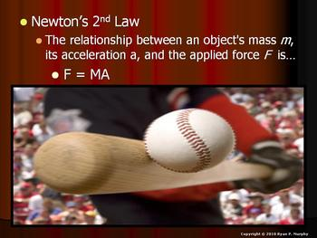 Laws of Motion / Simple Machines Unit, HW,  + 1500 Slide P