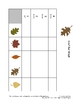 Leaf Sorting: a science/math center