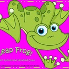 Leap Frog -  Hoppin&#039; Around the Hundred Chart Game