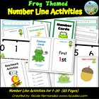 Leap Frog's Number Line Fun! Numbers 1 to 20