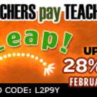 Leap Year Sale Banners for TpT Sellers