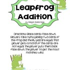 Leapfrog Addition Math Center