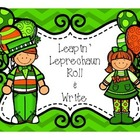 Leapin' Leprechaun Roll & Write