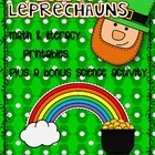Leapin' Leprechauns ~ St. Patrick's Day Printables