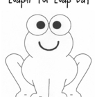 Leapin' for Leap Day - A Mini Unit for Kinders