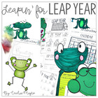 Leapin&#039; for Leap Year!