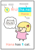 Learn Korean Numbers with Mnemonics!