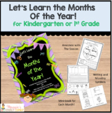 Learn the Months of the Year! An Introduction to Months