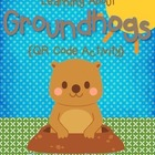 Learning About Groundhogs - QR Code Activity