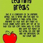Learning Breaks