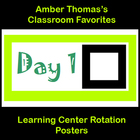Learning Center Rotation Poster