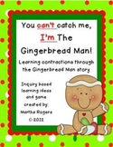 Learning Contractions With The Gingerbread Man