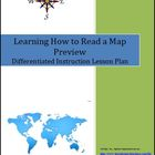 Learning How to Read a Map Lesson Plan