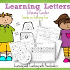 Learning Letters Learning Center